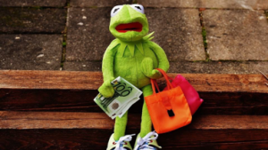 Kermit Sad Shopper Issues Bad Inventory Management