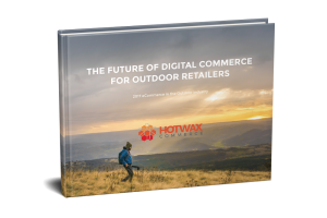 The Future of Digital Commerce for Outdoor Retailers eBook Cover