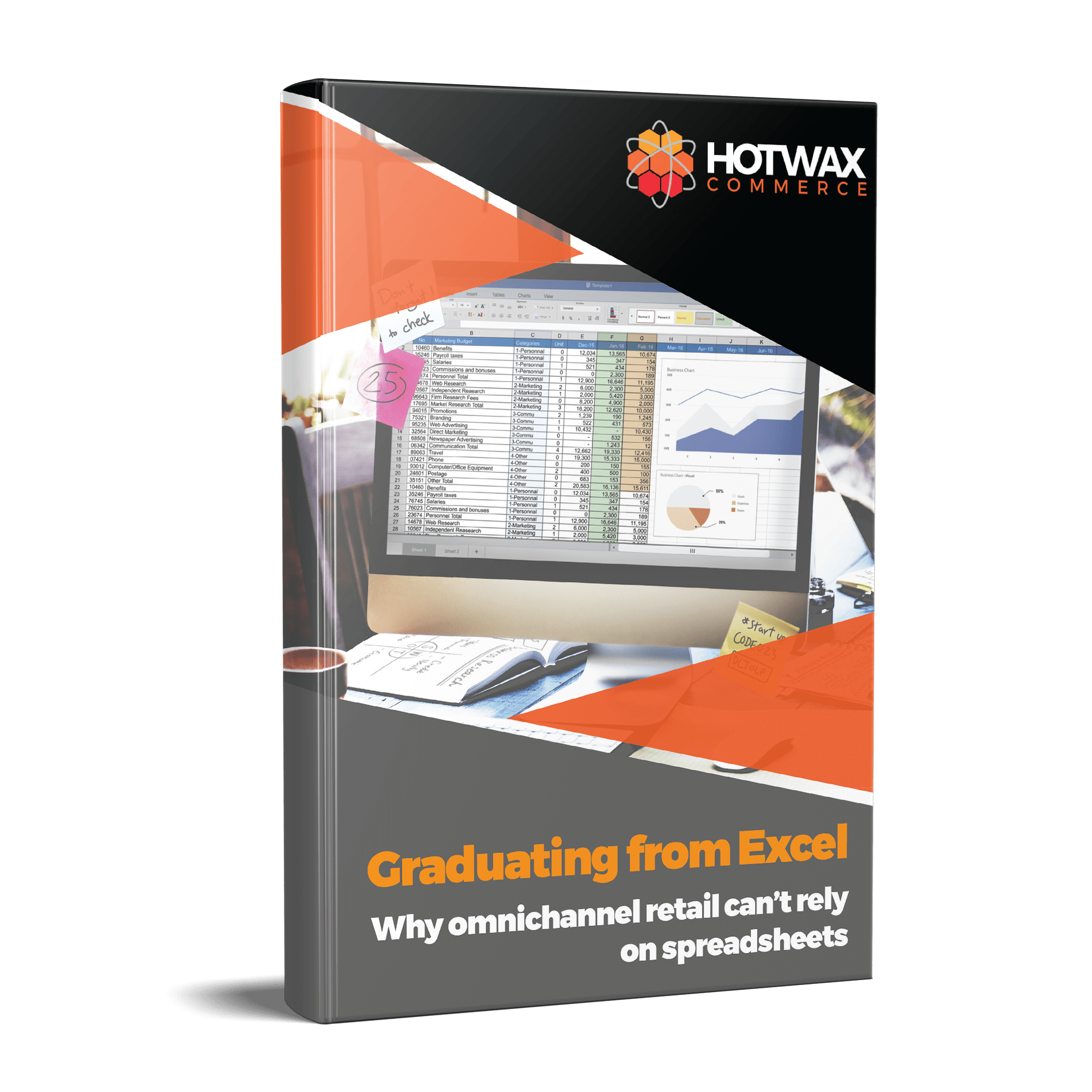 Graduating from Excel eBook from HotWax Commerce