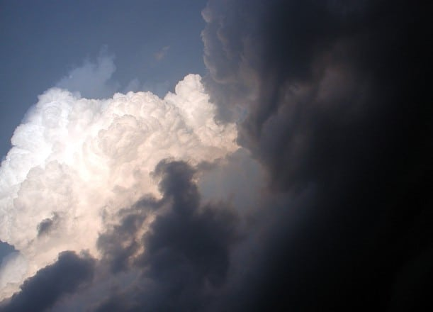 "COULD THREATENING ""CLOUDS"" BE FLYING ACROSS YOUR SKY?"